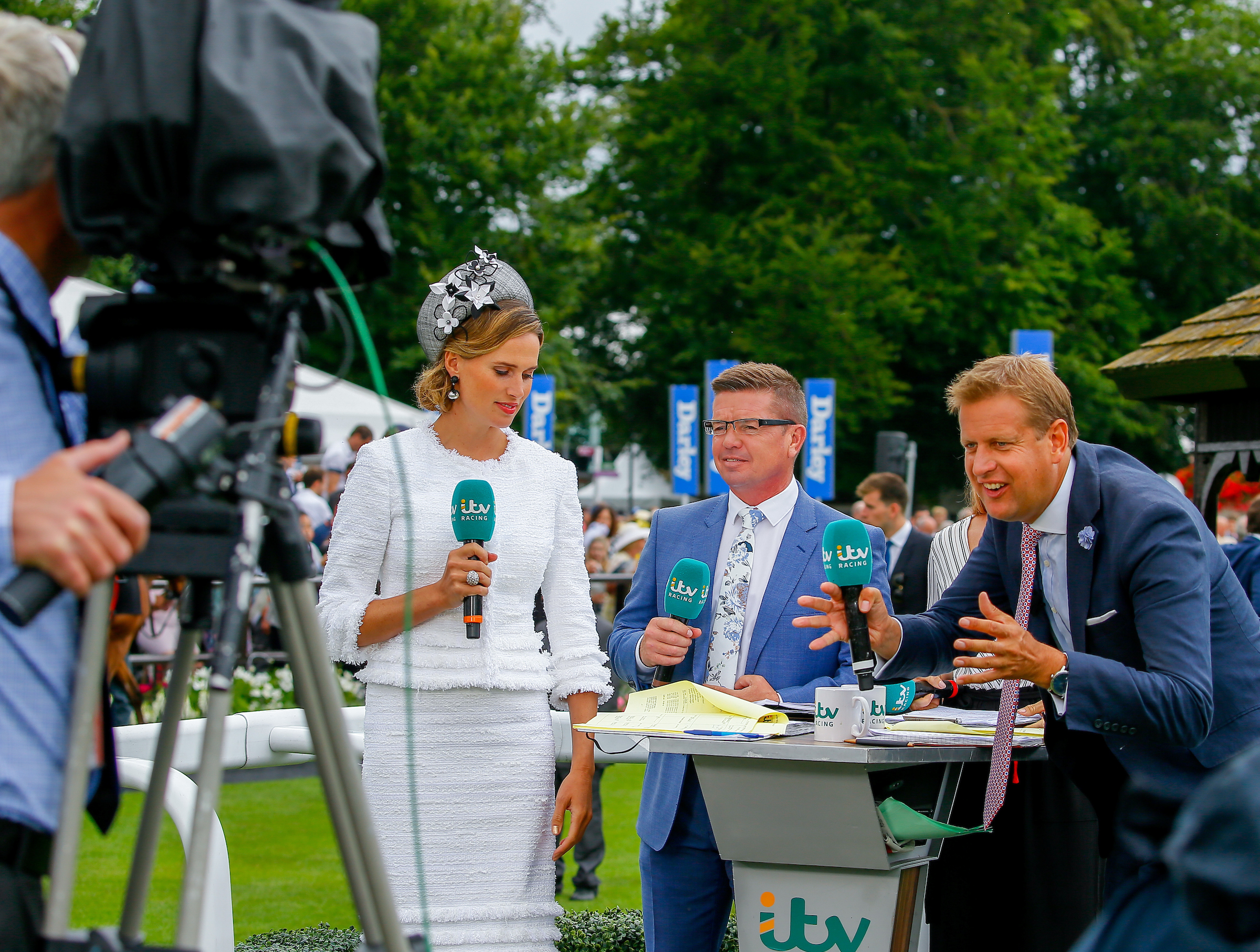ITV EXTENDS EXCLUSIVE FREE TO AIR RACING UNTIL 2023