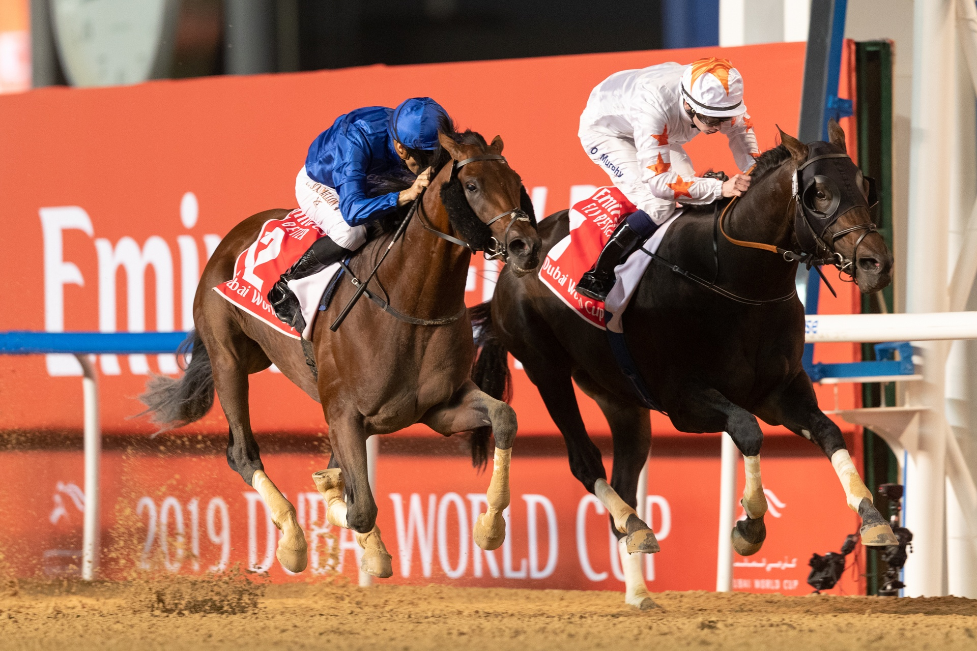 FORTY BROADCASTERS TO SHOWCASE US$26.5M DUBAI WORLD CUP FIXTURE